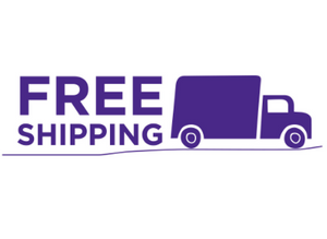 We are now offering Free Shipping!