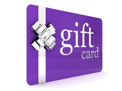 THE CANNI FAMILY GIFT CARD