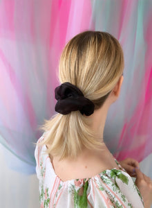 Mini Cloud Scrunchie - color options