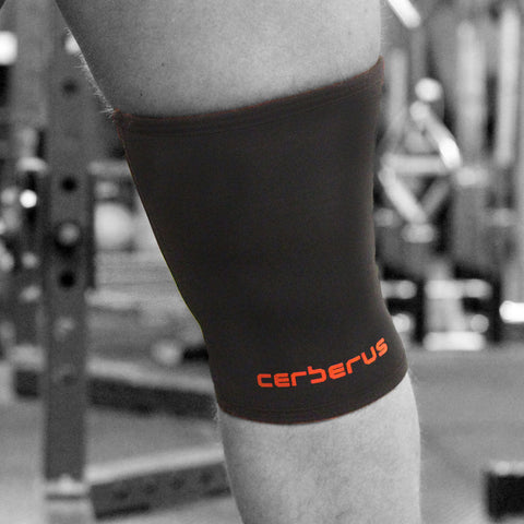 Image of 7mm POWER Knee Sleeves