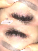 Russian Volume Lash Extensions (Handmade) NO NEW CLIENTS