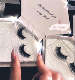 HOT MESS LASHES - Mink