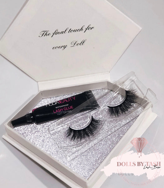 TROPHY WIFE LASHES - Mink (BEST SELLER)