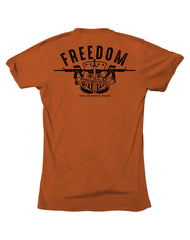 Farm Boy Freedom Flag Shoulder Tee