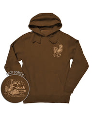 Farm Boy Rise and Shine Fleece Hoodie