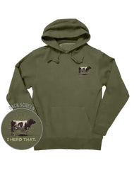 Farm Boy I Herd That Classic Fleece Hoodie