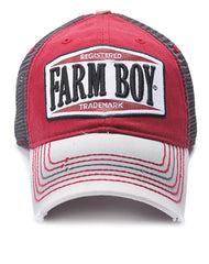 Farm Boy Cycle Shop Cap