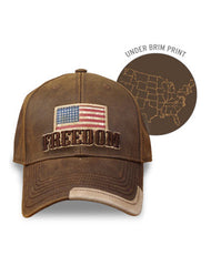 Farm Boy Freedom Cap