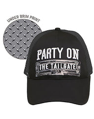 Farm Boy Party On The Tailgate Cap