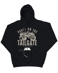 Farm Boy Party On Tailgate CANGAROO Hoodie