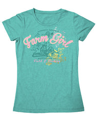 Farm Girl Field & Fashion Tee