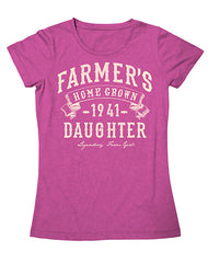 Farm Girl Farmers Daughter Tee