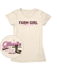 Farm Girl Favorite Accessories Tee