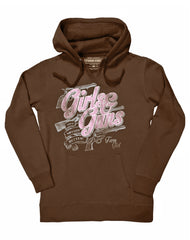 Farm Girl Girls & Guns Fleece Hoodie