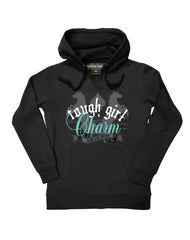 Farm Girl Tough Girl Fleece Hoodie