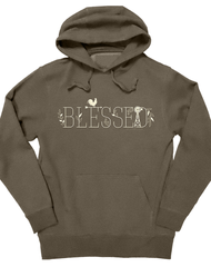 Farm Girl Blessed Fleece Hoodie