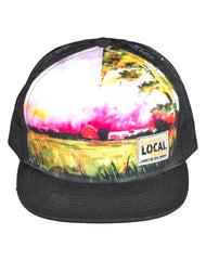 Farm Girl Local Mesh Cap