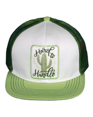 Farm Girl Hard to Handle Mesh Cap