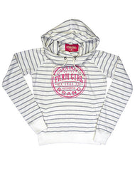 Farm Girl Cowl Neck Pull Over Hoodie