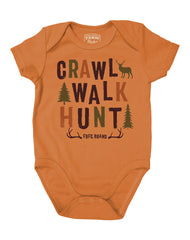 Newborn Farm Boy Crawl Walk Hunt Creeper