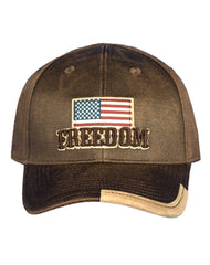 Newborn/Boys Farm Boy Freedom Cap