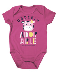 Newborn Farm Girl Udderly Adorable Bodysuit