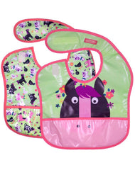 Farm Girl 2 Piece Waterproof Bib Set