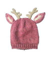 Newborn/Toddler/Girls Farm Girl Reindeer Hat