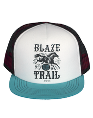 Infant/Toddler/Girls Farm Girl Blaze Trucker Cap
