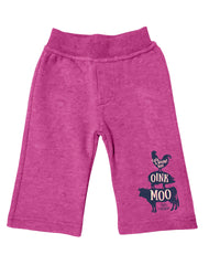 Newborn Farm Girl Animal Sounds Pant