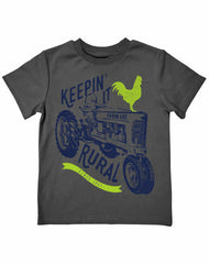Infant/Toddler Farm Boy Keepin' It Rural Tee