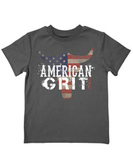 Infant/Toddler Farm Boy American Grit Tee