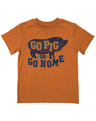 Infant/Toddler Farm Boy Go Pig Tee