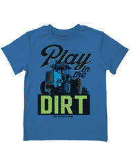 Infant/Toddler Farm Boy Play In The Dirt Tee