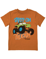 Infant/Toddler Farm Boy Keep On Truckin' Tee