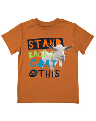 Infant/Toddler Farm Boy I Goat This Tee