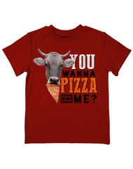 Infant/Toddler Farm Boy Pizza Me Tee