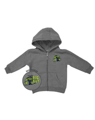 Infant/Toddler Farm Boy Big Guy Zip Hoodie