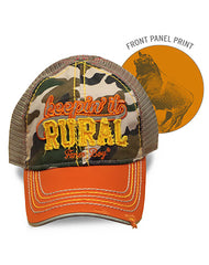 Infant/Toddler/Boys Farm Boy Keepin' It Rural Cap