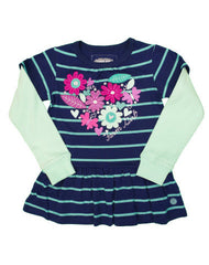 Infant/Toddler Farm Girl Peplum Hangdown