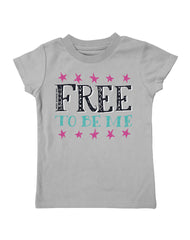 Infant/Toddler Farm Girl Free to Be Me Tee