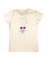 Infant/Toddler Farm Girl Beet Sunglasses Tee