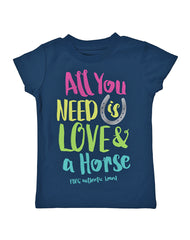 Infant/Toddler Farm Girl All You Need Tee