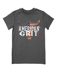 Boys 4-7 Farm Boy American Grit Tee