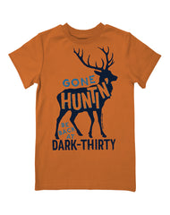 Boys 4-7 Farm Boy Gone Huntin' Tee