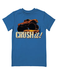 Boys 4-7 Farm Boy Crush It Tee