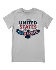 Boys 4-7 Farm Boy United States of Awesome Tee