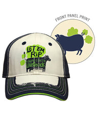 Boys Farm Boy Youth Let 'Em Rip Cap