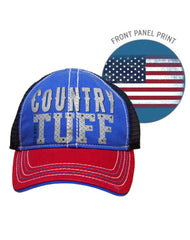 Boys Farm Boy Country Tuff Mesh Cap