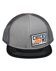 Boys Farm Boy Chicks Dig Me Mesh Cap